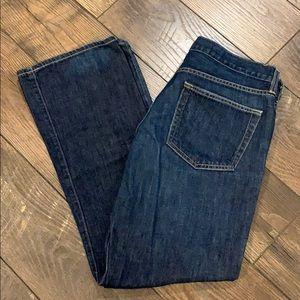 J. Crew Dark Wash Jeans